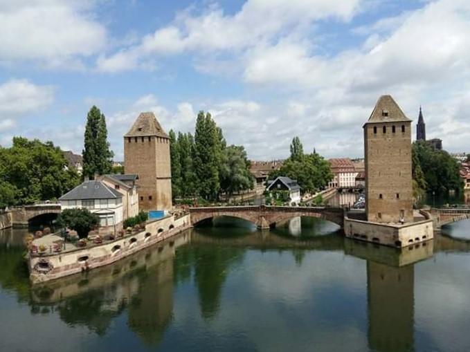 Strasbourg, France, Grande Île