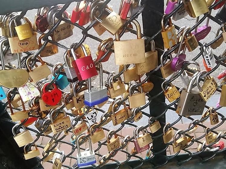 Locked and everlasting love