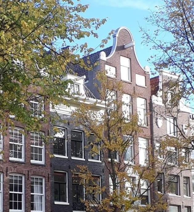 Amsterdam facades