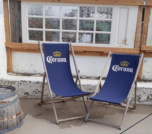 Corona Seat at Haas & Popi