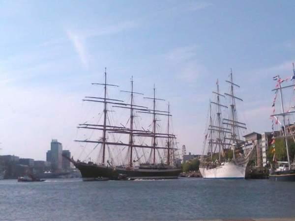 Sail Amsterdam Tallships
