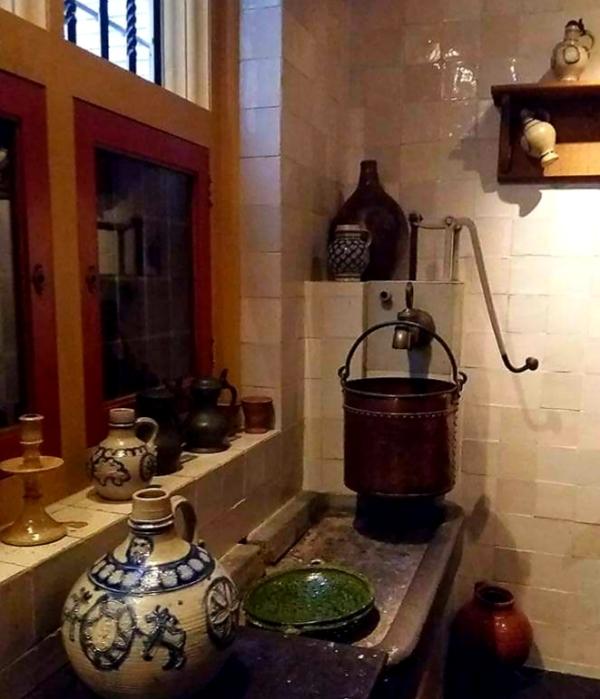 Kitchen Rembrandthouse