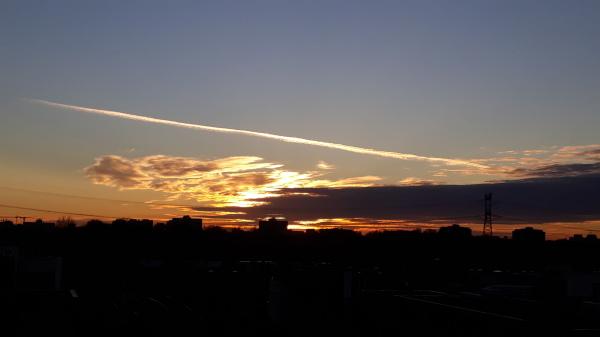 Sunset 18/11