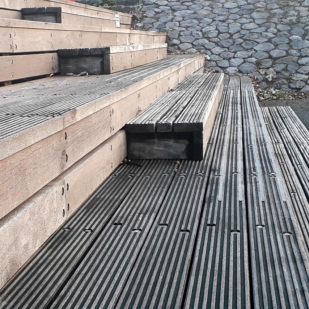 Stairway Steigereiland
