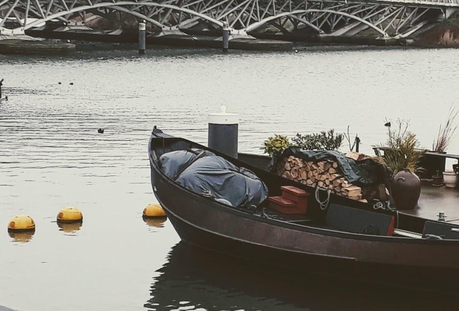 IJburg boat