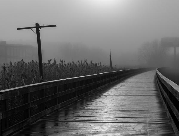 Boardwalk Fog