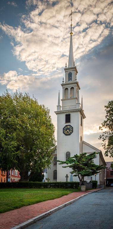 Trinity Church, Newport RI