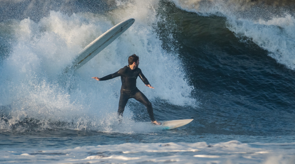 Surfer Wipeout!