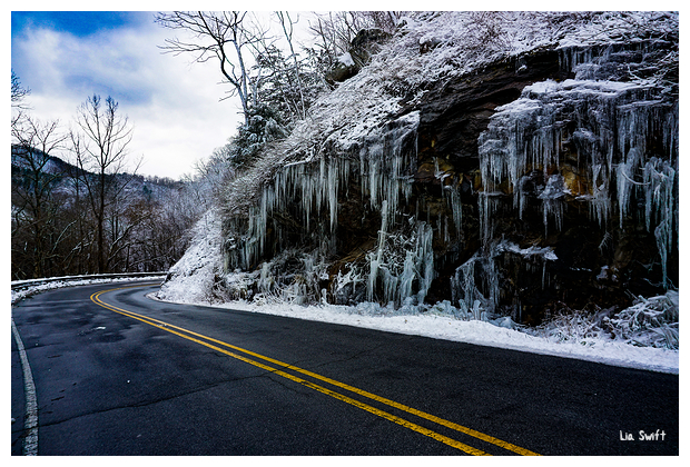 Winter paths