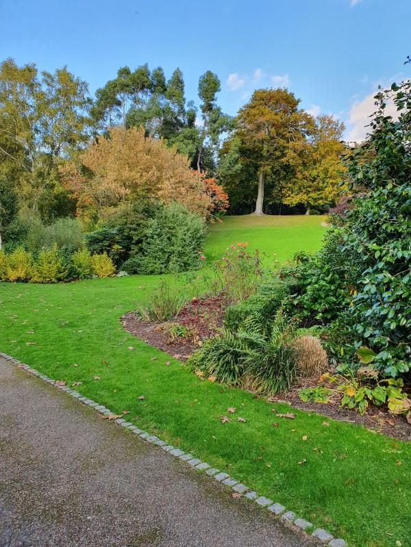 The Hill Garden and Pergola