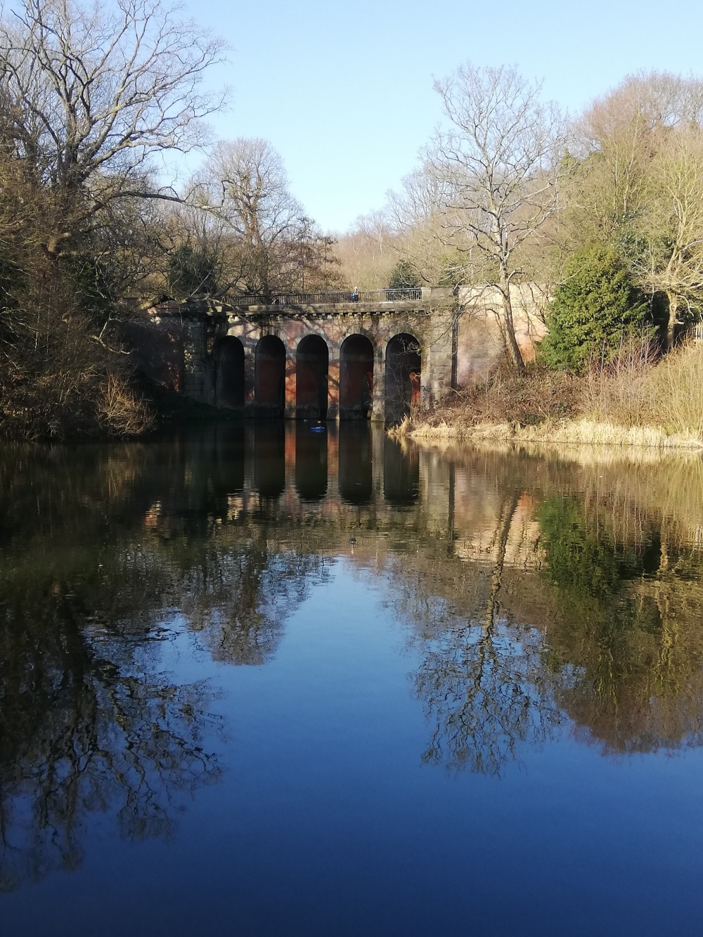 The Hampstead Viaduct