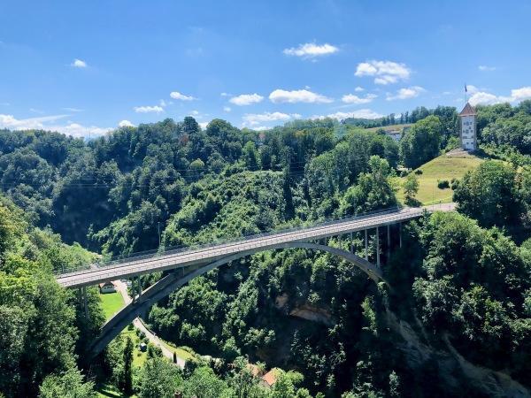 Pont du Gottéron