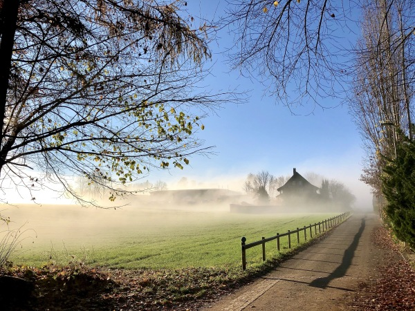 dissipation du brouillard