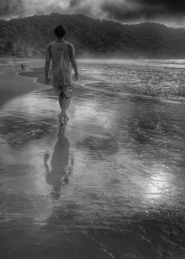 Sea walk