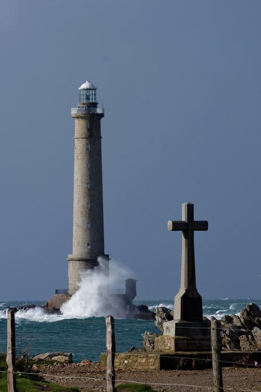 Goury et sa croix