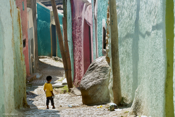 Street of Harar