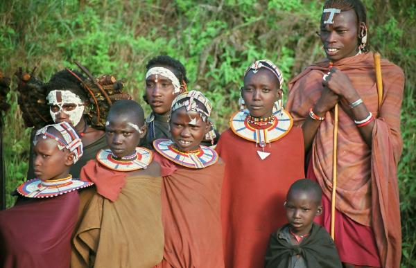 Masai group