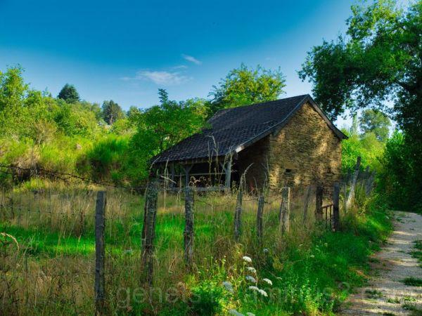 Cabane au bout du chemin