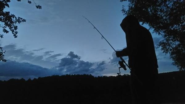 Noční rybaření