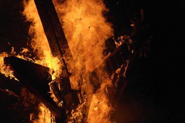burn, guitar, burn