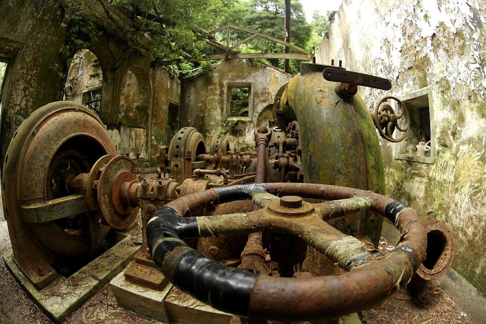 hydro plant