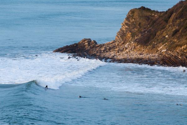 Surf à Lafitenia