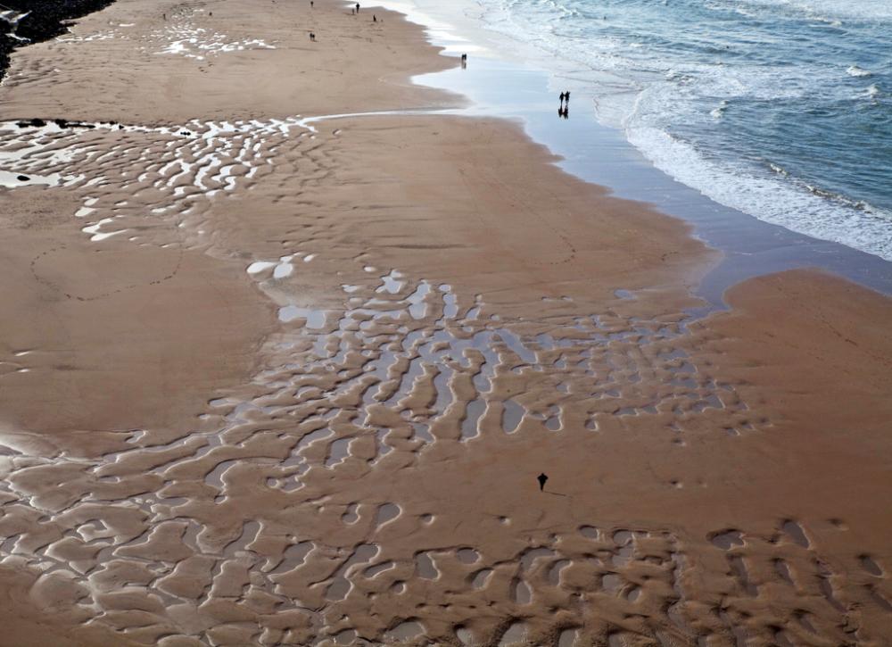 La côte des basques