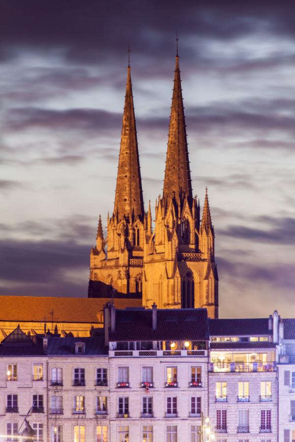 Bayonne la cathédrale