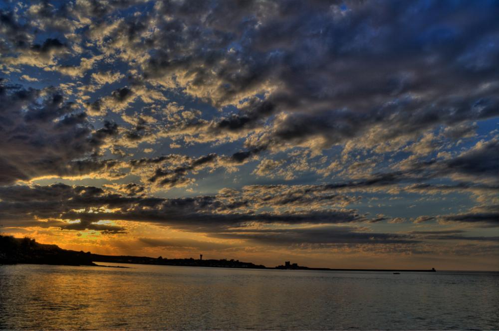 Sunset luzien