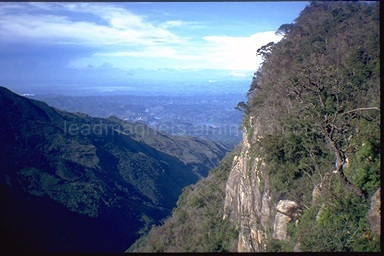 World's End, Horton Plains, Sri Lanka, 1993