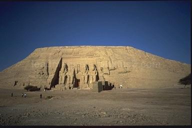 Abu Simbel, Egypt, 1989