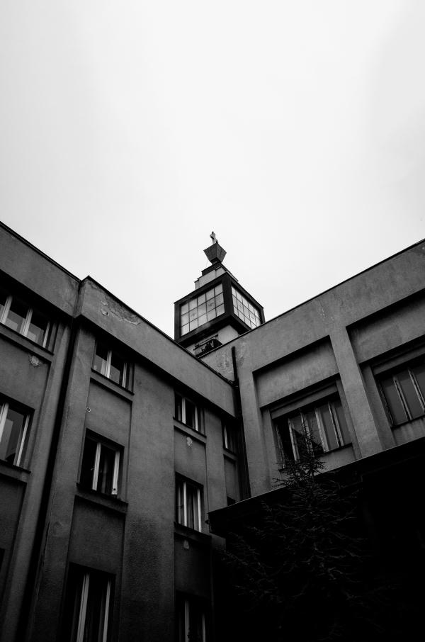 Hus' House in Prague