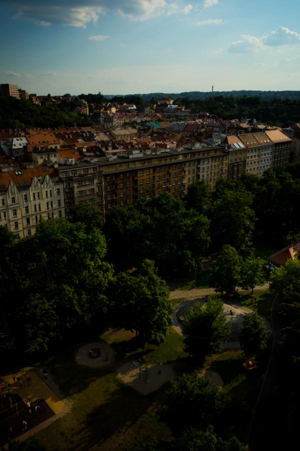 Nusle in Prague