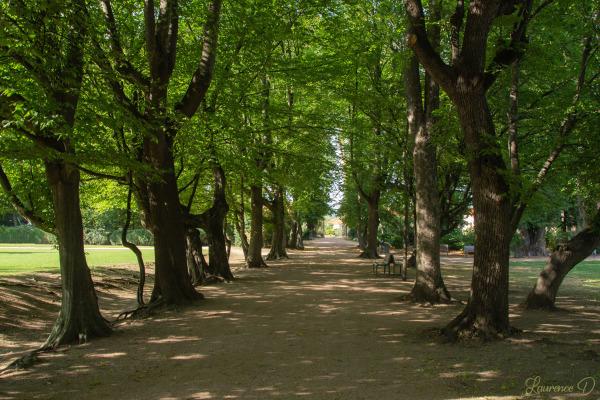 Parc Montgroux à Cébazat Auvergne