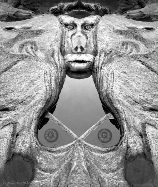 Mother Stone - Photoshop Creation